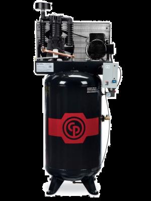 Ingersoll Rand Type-30 Reciprocating Air Compressor Model# 2475N5-V 5 HP 230 Volt 1 Phase